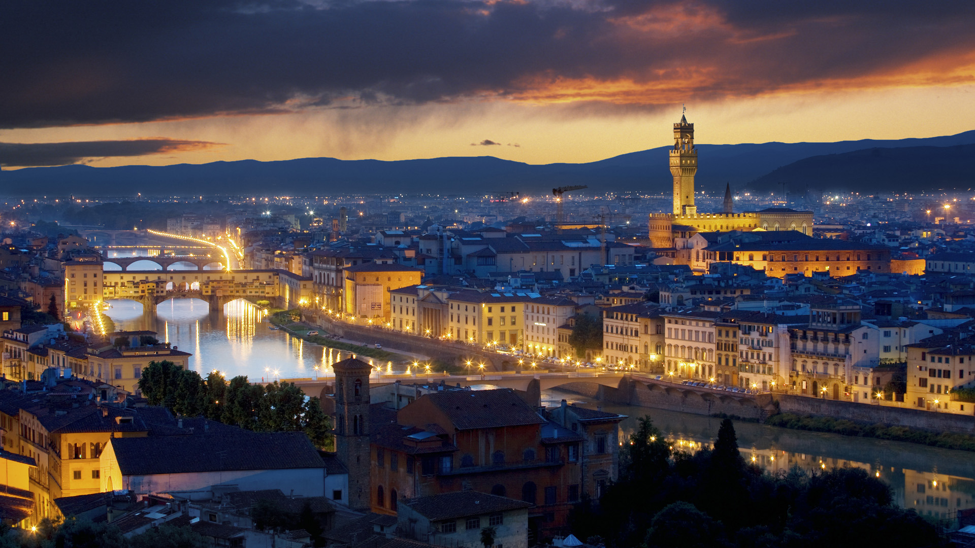 City Of Florence: Live The Magic Of Christmas In Florence With Emma Villas